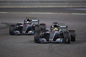 Formel 1 2017: Mercedes-Piloten wollen keine Teamorder