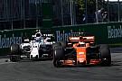 Williams dément la rumeur Honda pour 2018