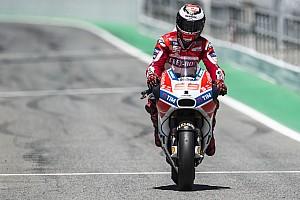 MotoGP Новость Лоренсо приготовился помогать Довициозо в борьбе за титул