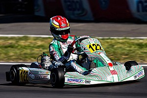 Kart Noticias Vidales y Hiltbrand, bien posicionados para la final en el Circuito Fernando Alonso