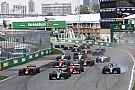 Formula 1 Kanada, cuma antrenmanlarının kaldırılmasına karşı çıktı