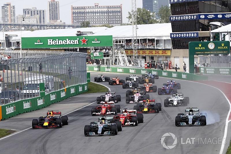 Formula 1 ungkap rancangan kalender 2018