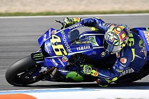 MotoGP News MotoGP 2017: Rossi beim GP Österreich ohne neue Yamaha-Verkleidung
