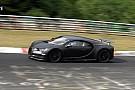 OTOMOBİL Bugatti, Chiron'u Nürgburgring'de ne için test ediyor?