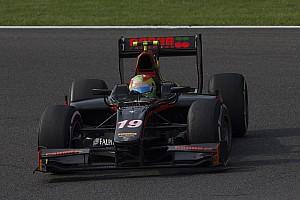 FIA F2 Ultime notizie Merhi correrà anche a Monza rimpiazzando l'indisponibile Canamasas