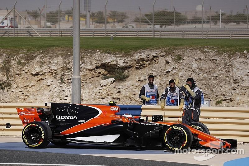 У Росії McLaren отримає оновлення для підвищення надійності двигуна