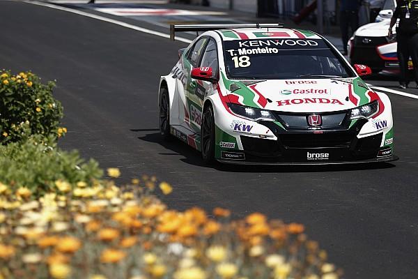 WTCC Yarış raporu Fas WTCC: Ana yarışta Monteiro liderliğinde Honda 1-2