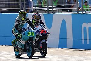 Moto3 Breaking news Mir penalised for