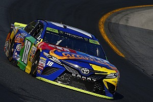NASCAR Cup Gara Kyle Busch vince a Loudon approfittando di un'incertezza di Truex Jr