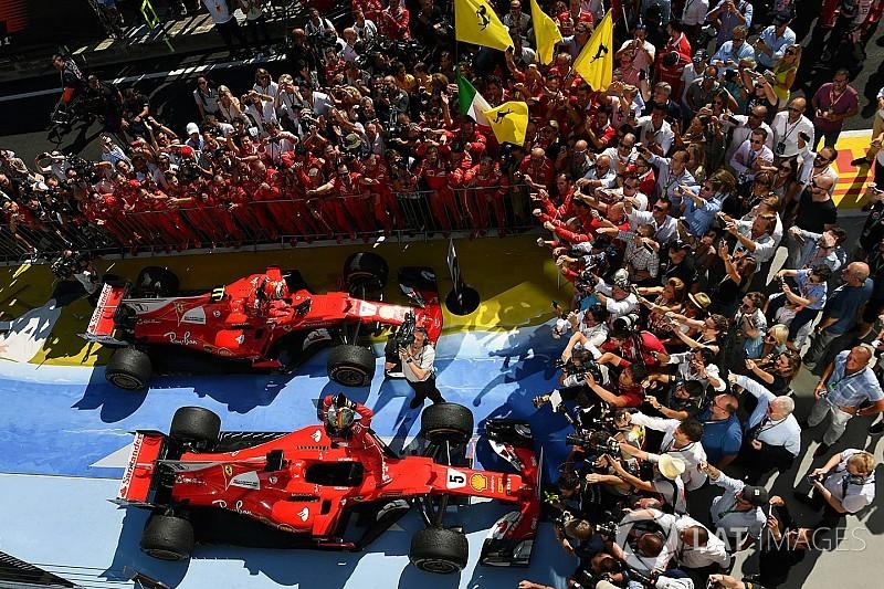 Анализ: как напряжение между напарниками «сделало» Гран При Венгрии