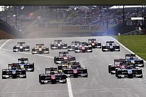 FIA F2 Nieuws Formule 2 presenteert kalender voor 2018