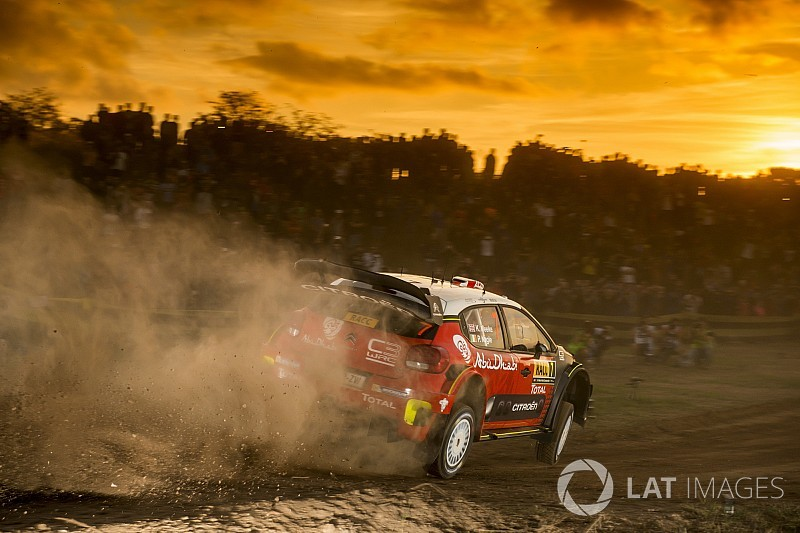 Katalonya WRC: Hyundai sorun yaşadı, Meeke lider