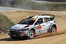 WRC Andolfi soddisfatto della sua i20 R5 dopo i test in Finlandia