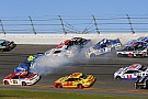 NASCAR Cup Massive pileup strikes in third stage of Daytona 500 - video