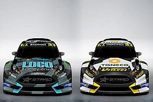 World Rallycross Breaking news Stohl's World RX team signs Timerzyanov, Baumanis for 2017