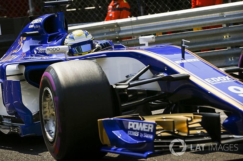 """Ericsson: """"Moeilijk om indruk op topteams te maken in langzame auto"""""""