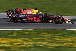 Red Bull Porsche: a totális F1-es festés