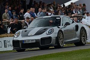 Auto Actualités La Porsche 911 GT2 RS passe à l'action!