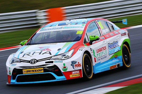 Brands Hatch BTCC: Ingram wins opener after startline crash