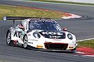 Porsche-Team von Weltmeister Timo Bernhard bei den 24h Spa 2017