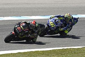 MotoGP 速報ニュース 【MotoGP】ロッシ、テック3の躍進気にせず。最新バイクの開発に集中