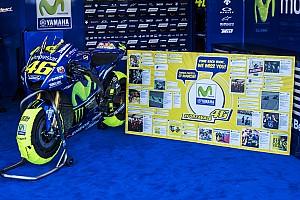 MotoGP Motorsport.com hírek Ha az időjárás engedi, Rossi kedden újra motorra ülhet