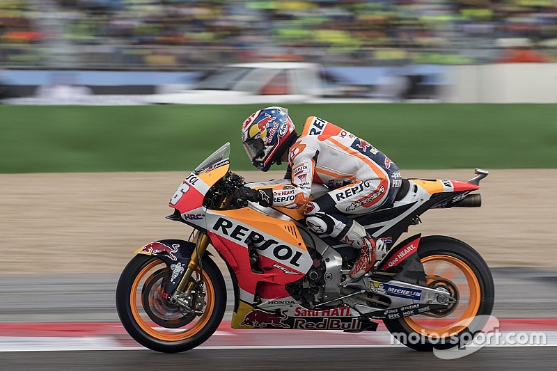 """Aragon pace shows """"terrible"""" Misano not my fault - Pedrosa"""