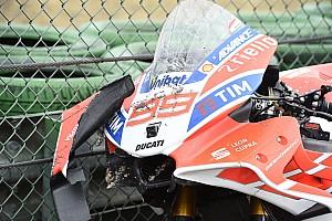 MotoGP Elemzés Misanóban megdőlt a rekord: ennyi esést még sosem láthattunk