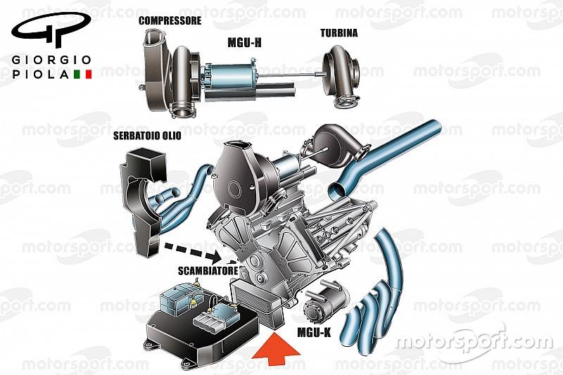 """A Honda új """"Mercedes-típusú"""" motorja - képekkel"""