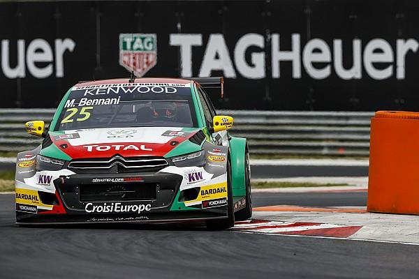 WTCC в Угорщині: Беннані виграє в заводських команд