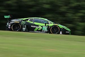 IMSA Breaking news Antinucci to make Petit Le Mans debut in Lamborghini