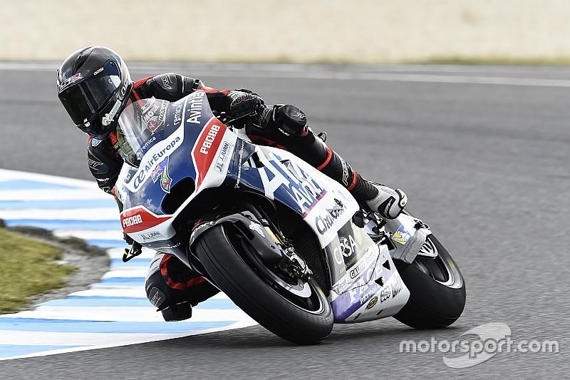Jones substitui Bautista na Angel Nieto e volta à MotoGP