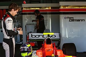 فورمولا  V8 3.5 تقرير السباق فورمولا 3.5: ديلمان يحرز فوزه الأول بالرغم من الأمطار الغزيرة في هنغارورينغ