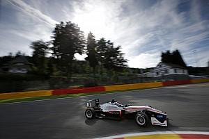 فورمولا 3 الأوروبية تقرير السباق سبا فورمولا 3: راسل يفوز بالسباق الثاني وسط معاناة فريق بريما