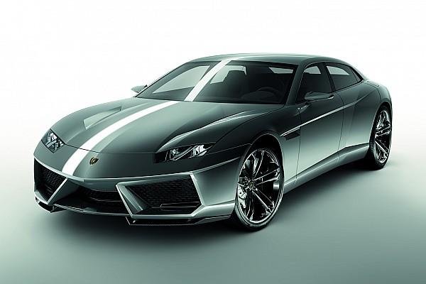 Prodotto Rumor Lamborghini, forse in arrivo una berlina a 4 porte