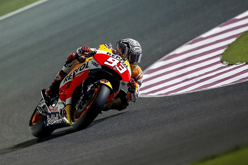 """Marquez admits he's """"lost confidence"""" in Honda's handling"""