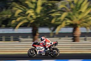 MotoGP Résumé d'essais