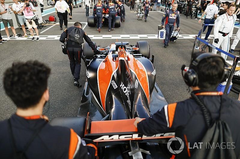 Алонсо: Я ще не бачив нової машини McLaren
