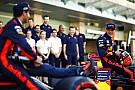 A Red Bull 2018-as versenyfelszerelése