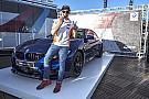 Automotive El otro trofeo de Marc Márquez en Valencia