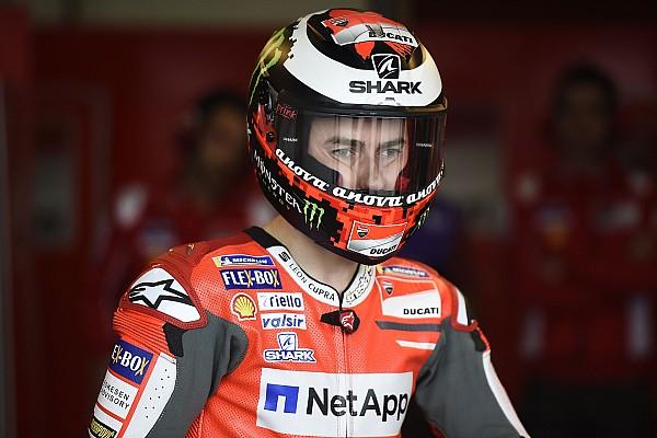 Suzuki mira tirar Lorenzo da Ducati para temporada 2019