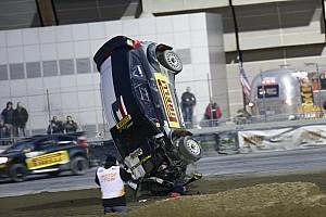 In beeld: Zoon van rallykampioen Solberg schrijft Fiësta WRC af