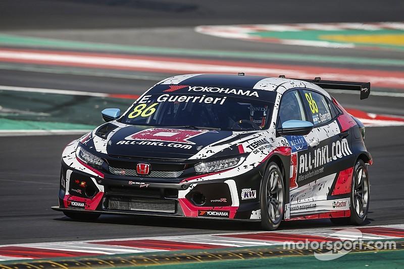 Guerrieri subió a lo más alto del podio en Nurburgring