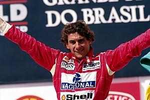 Fórmula 1 Galería  GALERÍA: hace 25 años... Senna ganaba en casa