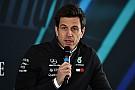 Formula 1 Mercedes, una nuova diva per Wolff: