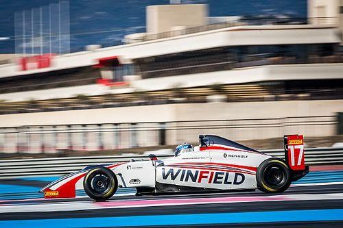 Le volant Winfield est de retour pour une deuxième édition!