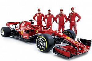 Kvyat, Ferrari ile ilk kez piste çıktı