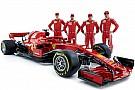 Formula 1 Kvyat, Ferrari ile ilk kez piste çıktı