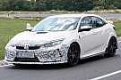 Automotive Honda Civic Type R facelift spied – but what is it hiding?