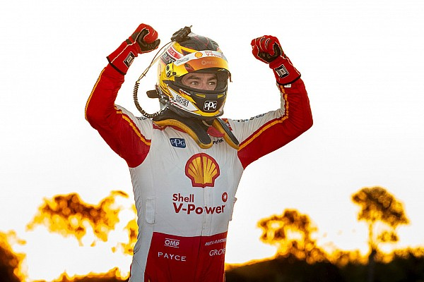 Supercars Race report Ipswich Supercars: McLaughlin takes controlled Race 1 win